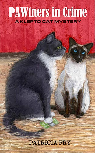 Klepto Cat Myteries Book 10