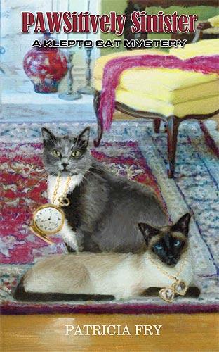 Klepto Cat Myteries Book 11