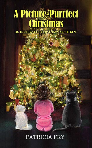 Klepto Cat Mysteries Book 13