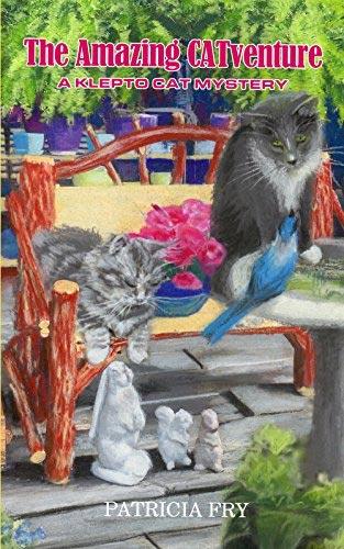 Klepto Cat Mysteries Book 19 - Amazing Catventure