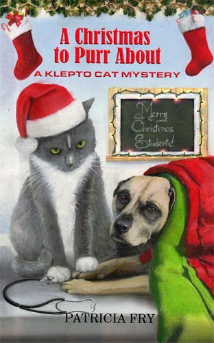 Klepto Cat Mysteries Book 22 - Christmas To Purr About
