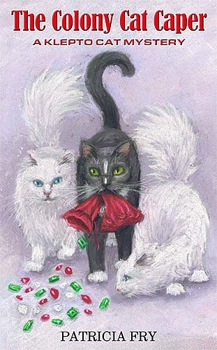 Klepto Cat Mystery 5