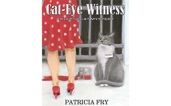 Cat Eye Witness, A Klepto Cat Mystery