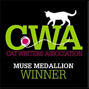 Cat Writers of America Muse Badge
